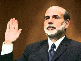 Ben Bernanke - szef FED