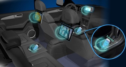 Delphi-CES-Car-WirelessCharging