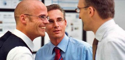 Pracownicy w fabryce BMW w Monachium
