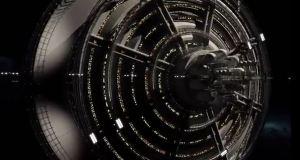 Wstępny projekt stacji kosmicznej