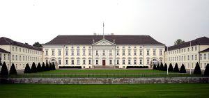 Schloss Bellevue, Berlin, siedziba prezydenta